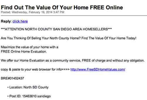 Home classifieds